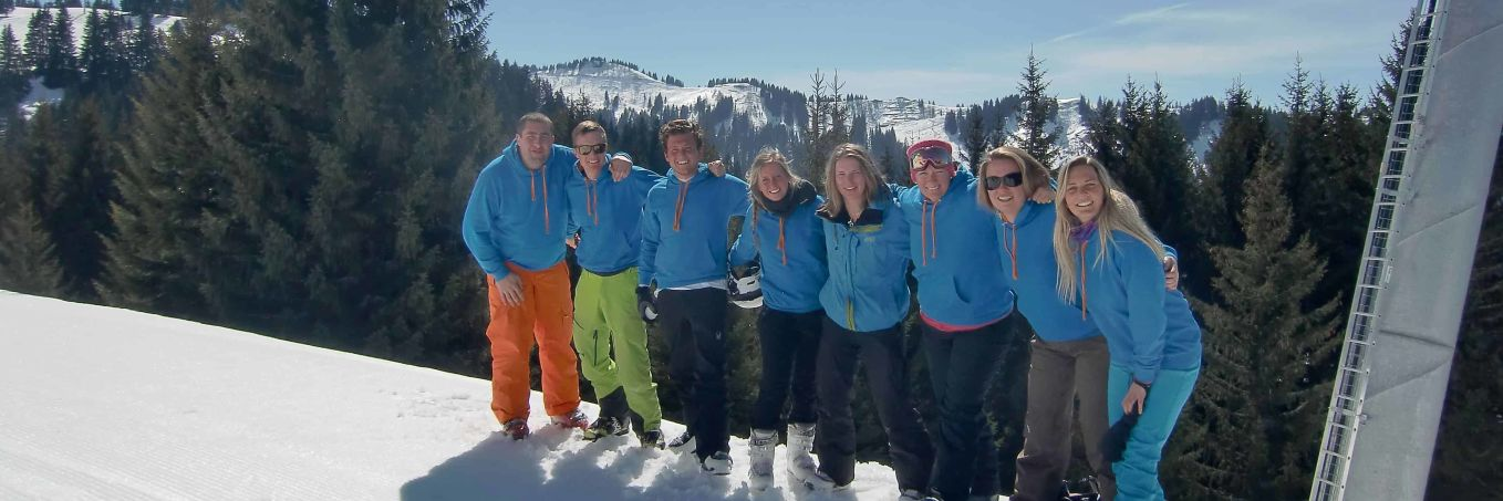 Chalet Staff from Mountain and Tradition
