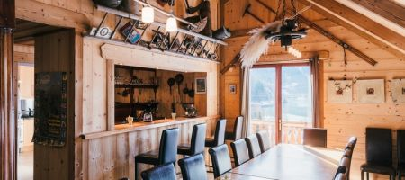 Chalet Lac Douce, Self-Catered Chalet in La Rosiére