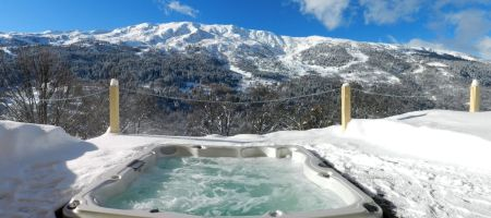Chalets Meribel. Luxury La Chouette