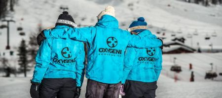 Oxygene, Ski School in Meribel.