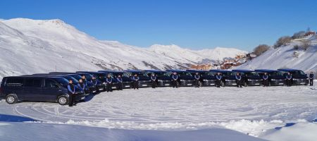 Mountain Express, Airport transfers in Meribel and beyond