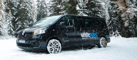 White Rides, Airport transfers to Meribel and beyond